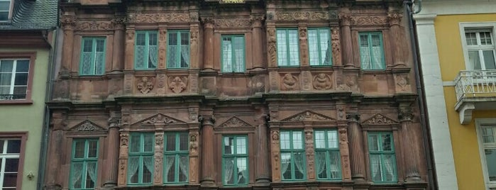 Hotel Zum Ritter St.Georg is one of Heidelberg!.