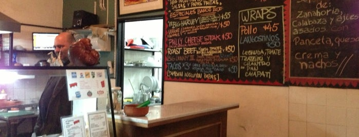 El Banco Rojo is one of Hipster Food @ Baires.