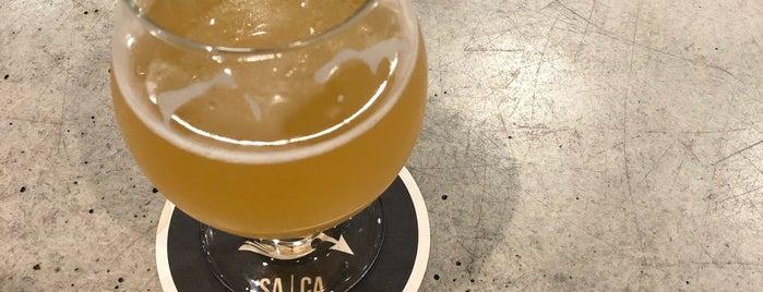 Saint Archer Leucadia Tasting Room is one of SD Drinks.