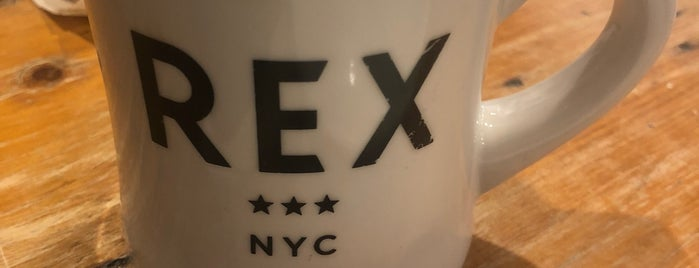 Rex is one of Lieux qui ont plu à Erdem.