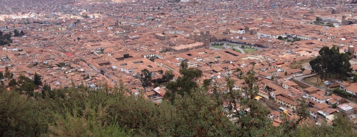 Cusco is one of Peru.