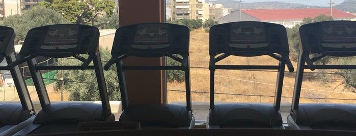 Well Fit Gym is one of Locais salvos de ma.