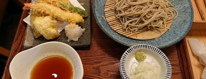 蕎麦と鶏 はんさむ is one of Tokyo - Gluten Free.