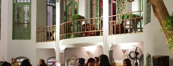 Namakdoun Mansion | عمارت نمکدون is one of Isfahan.