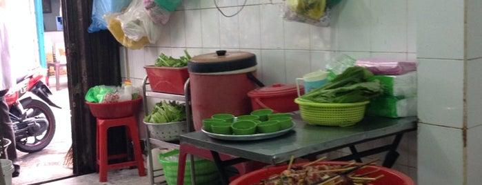 Bún Thịt Nướng Cô Ba is one of ăn hàng.