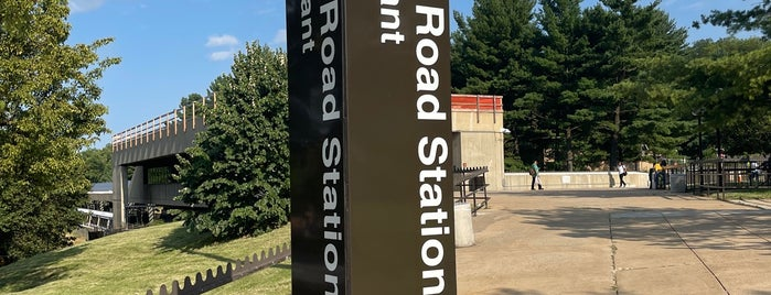 Addison Road-Seat Pleasant Metro Station is one of DC Metro Insider Tips.