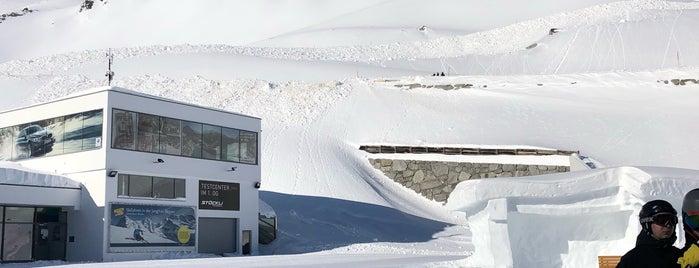 Sölden Ski Area is one of Dimasik 💣 님이 좋아한 장소.