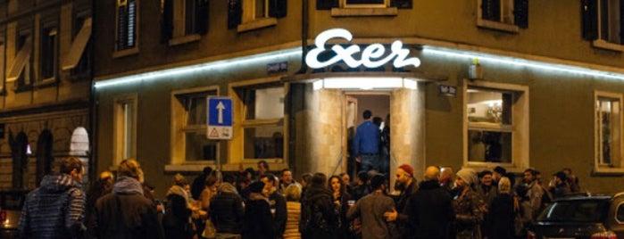Exer Bar is one of Posti salvati di samichlaus.