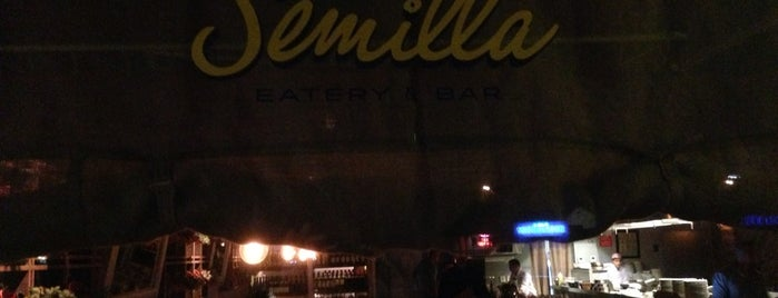 Semilla is one of Miami Restaurants.
