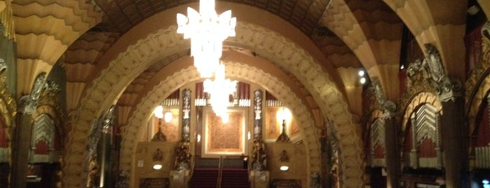 Pantages Theatre is one of 6 Celebrity Ghosts' Haunting Grounds.