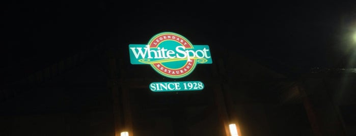 White Spot is one of Carloさんのお気に入りスポット.