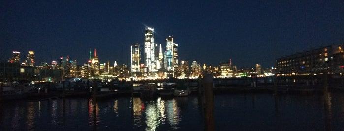 Hoboken-Weehawken Walkway is one of Tempat yang Disimpan Lizzie.