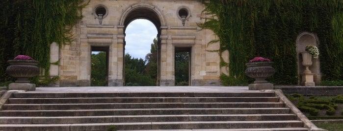 Jardin botanique du Jardin public is one of Bordeaux.