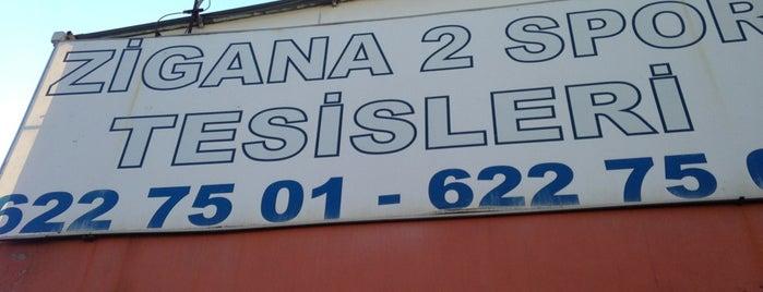 Zigana 2 Halı Saha is one of Orte, die Selim gefallen.