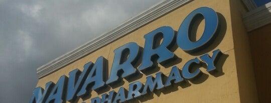 Navarro Discount Pharmacy is one of Ronald'ın Beğendiği Mekanlar.