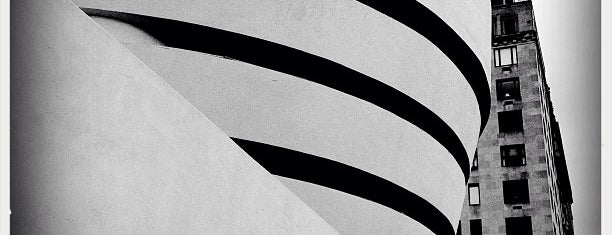Solomon R Guggenheim Museum is one of NYC: Museums.