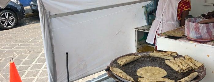 Tacos Del Carmen is one of Lugares guardados de Fernando.