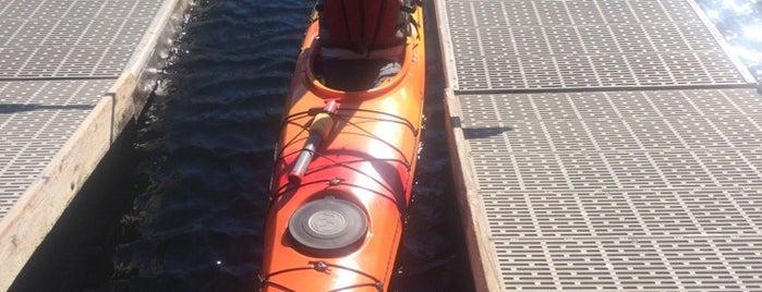 NWOC Kayak Rentals is one of Seattle.