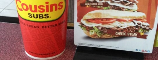 Cousins Subs of Green Bay - W. Mason St. & Packerland Dr. is one of Green Bay Area.