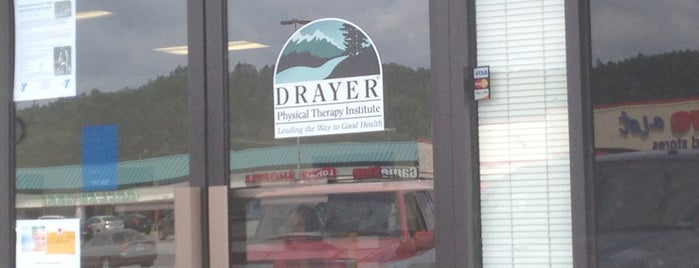 Drayer Physical Therapy is one of check ins.