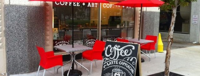 Mississippi Mud Coffee is one of Where to eat and drink downtown.