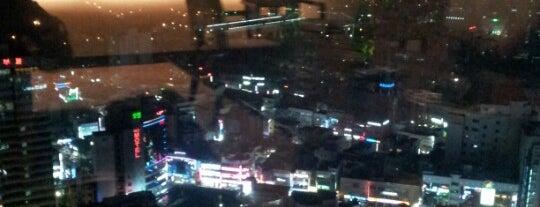 Lotte Hotel Club Lounge is one of Posti che sono piaciuti a 상선.