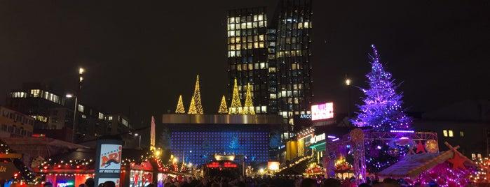 St. Pauli Markt is one of Hamburg.