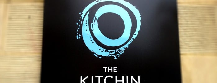 The Kitchin is one of Edinburgh.