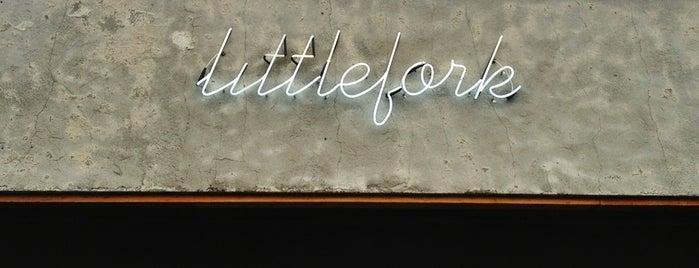 LittleFork is one of Best Restaurants in Hollywood.