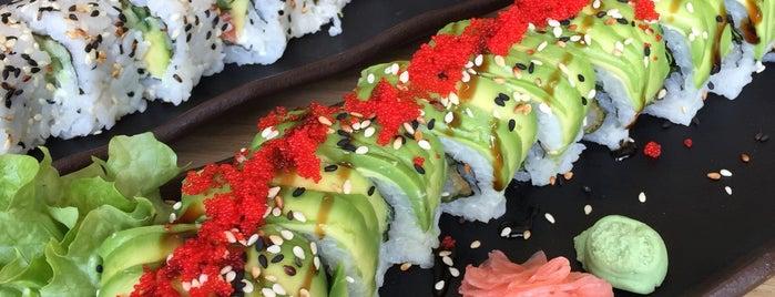 Sozo Sushi is one of Geoffrey : понравившиеся места.