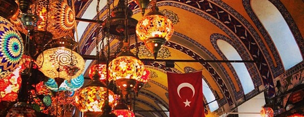 카팔르차르슈 is one of Istanbul.