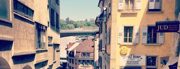 Lausanne Centre Ville is one of Suiça - onde ir.
