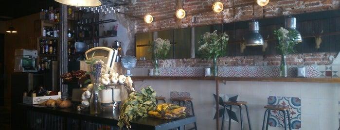 Palosanto is one of Restaurantes que quiero conocer.