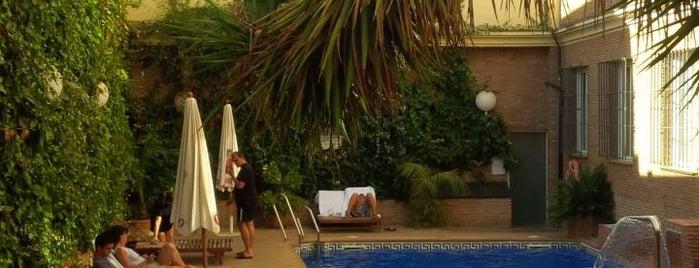Hotel Bellavista Sevilla is one of Tempat yang Disukai Julian.