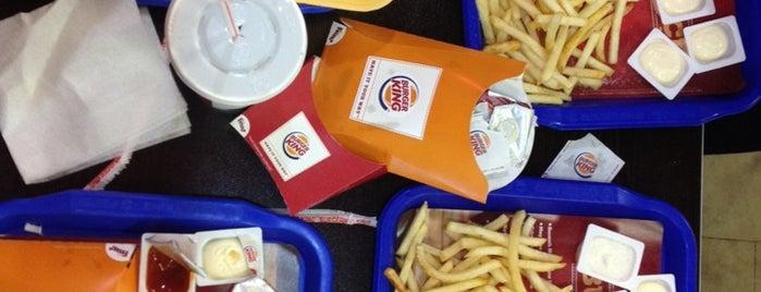 Burger King is one of T'Cenk : понравившиеся места.
