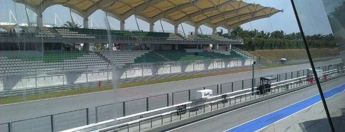 Sepang International Circuit (SIC) is one of outsiders....