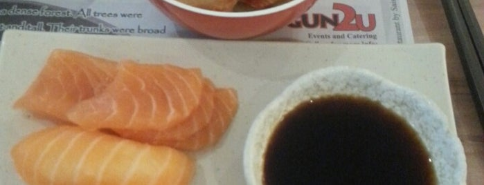 Saisaki Japanese Buffet is one of Best Japanese Cuisine Klang Valley.
