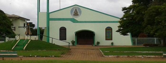 Santa Carmem is one of Mato Grosso.