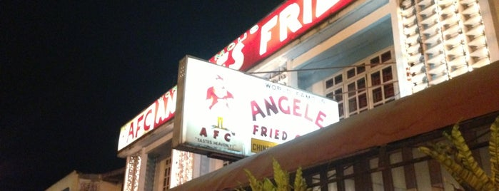 Angeles Fried Chicken is one of Restaurants.