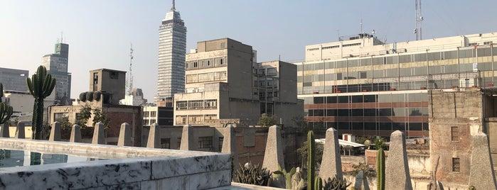 Malaquita Rooftop is one of Posti salvati di Fer.