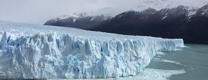 Glaciar Perito Moreno is one of Tania'nın Beğendiği Mekanlar.