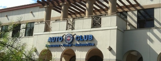 AAA - Automobile Club of Southern California is one of สถานที่ที่ Sal ถูกใจ.