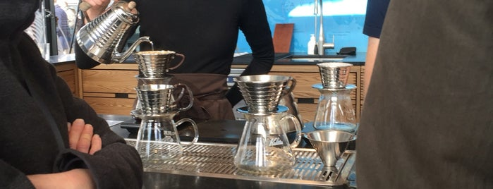 The Coffee Collective is one of Carl'ın Beğendiği Mekanlar.