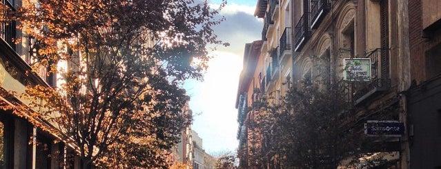 Calle Del Prado is one of Madrid.
