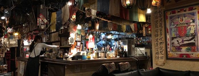 JazzBarサムライ is one of Tokyo.