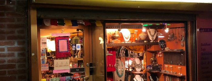 Land of Buddha is one of NYC Shopping.