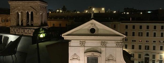 Basilica di Sant'Eustachio is one of Rome / Roma.