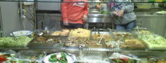 Şef Makbul is one of Istanbul - lunch & dinner.