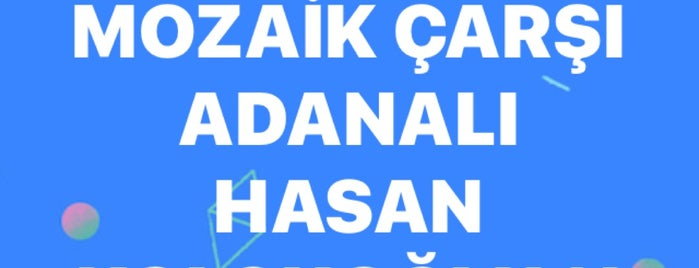 Adanalı Hasan Kolcuoğlu Genel Merkez is one of Orte, die Suna gefallen.