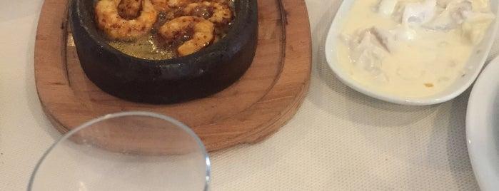 Masmavi Balık Restaurant Küçükyalı is one of istanbul balik.